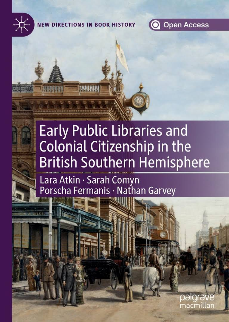 Early Public Libraries Cover Image
